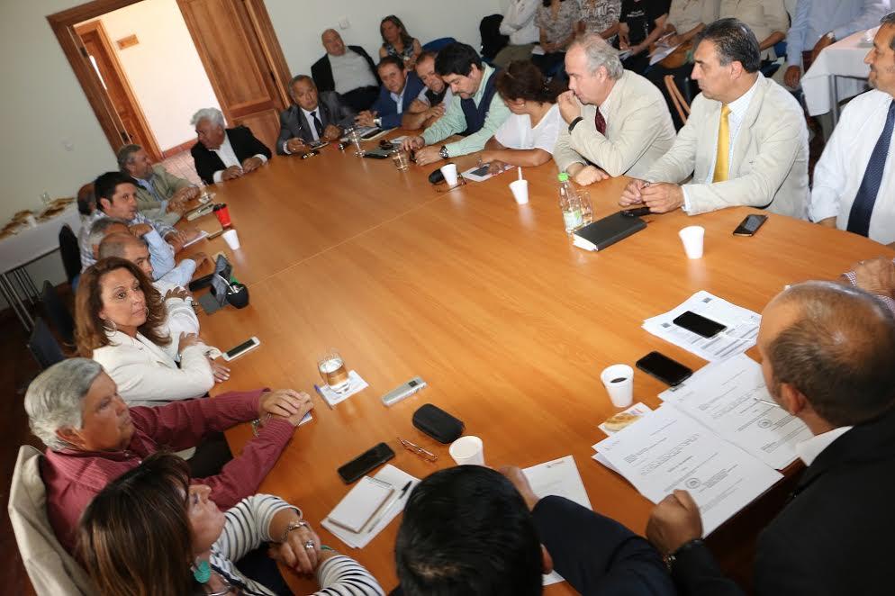 Pleno del Consejo Regional aprueba mil millones de pesos para apoyar emergencia agrícola
