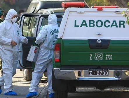 Carabineros investiga violento asalto a empresa