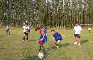 Con éxito se lleva a cabo la Escuela Municipal de Fútbol La Gamboína