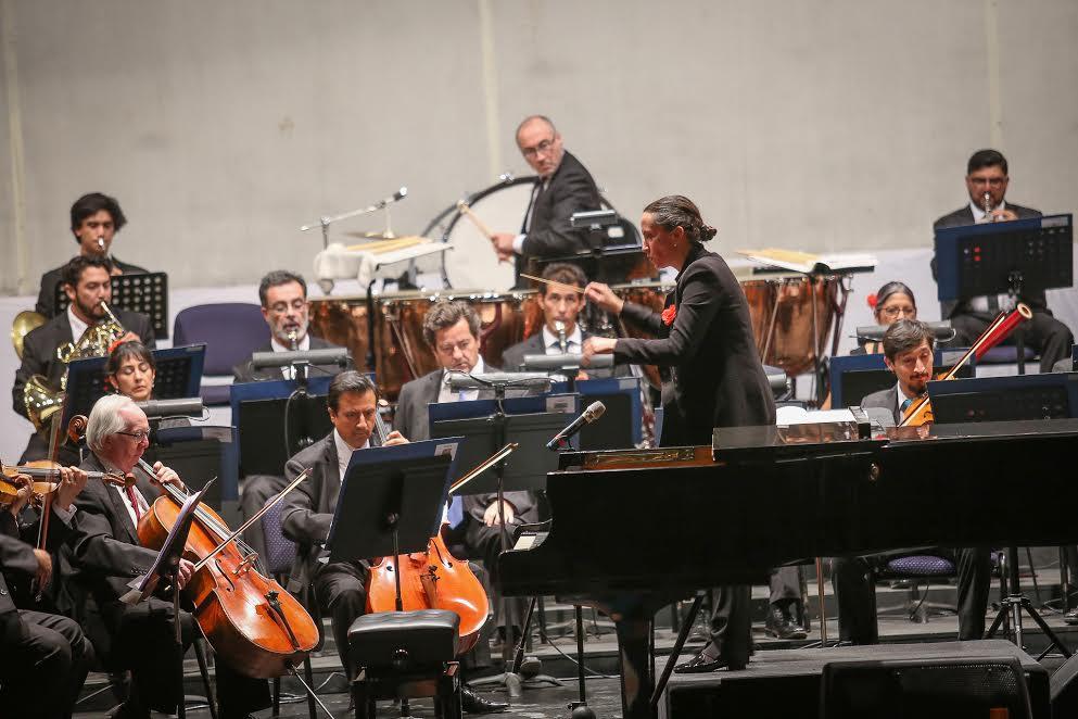 Orquesta de Cámara de Chile inicia ciclo de conciertos en clave