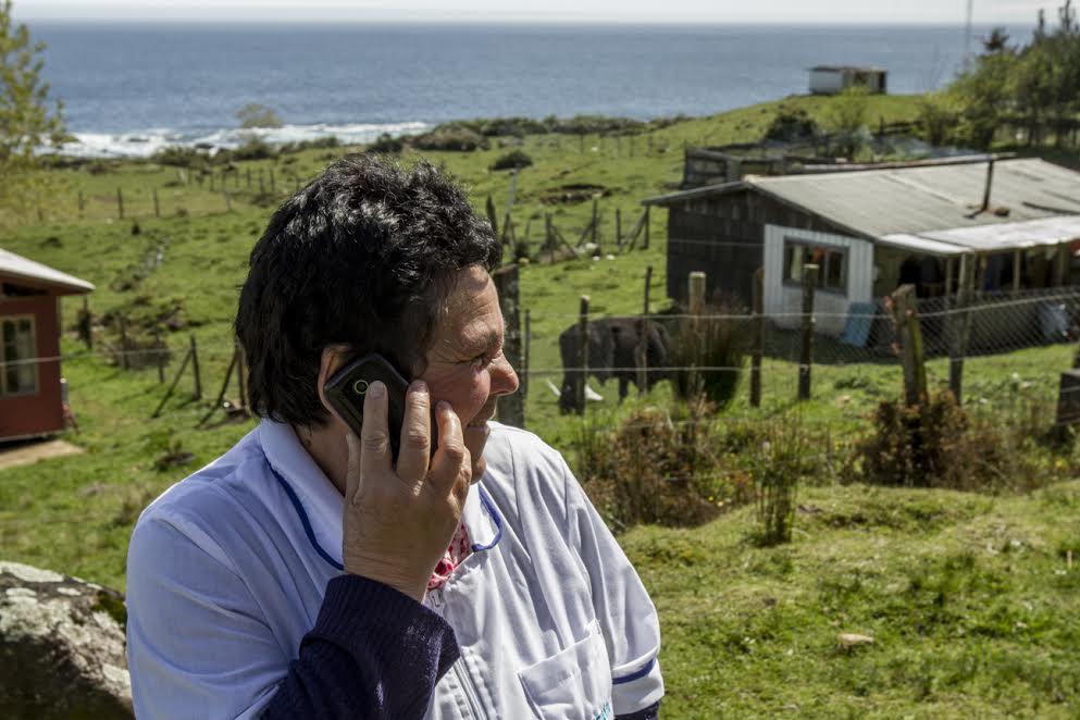 Entel conecta 29 localidades aisladas de la Región de O'Higgins