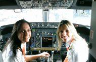 GOL divulga un video en homenaje a las mujeres y realiza vuelos con tripulaciones 100% femenina
