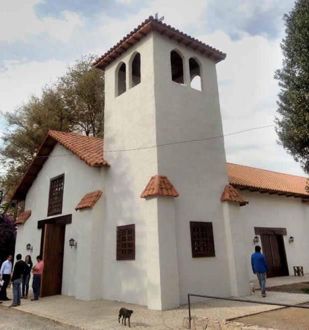 Se reinagurà iglesia de la inmaculada Concepción en Villa la Compañía