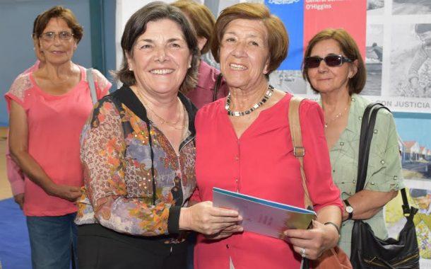Ministra de Vivienda encabezó entrega de subsidios de mejoramiento térmico en Rancagua