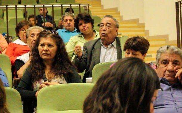 Usuarios del Hospital Regional participan de diálogo ciudadano en salud