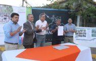 Comienzan trabajos que le cambiarán la cara a la calle Los Olivos de población Santa Filomena