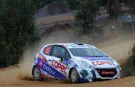 RallyMobil: Pilotos extranjeros marcan la tónica en 1a fecha por GP de Pichilemu