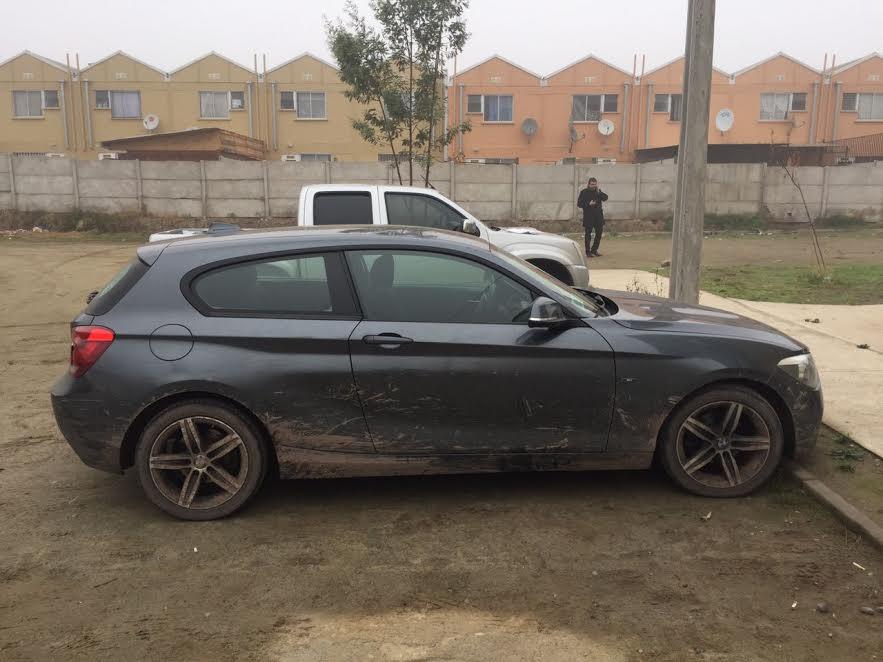 PDI Recupera automóvil robado en la comuna de Placilla