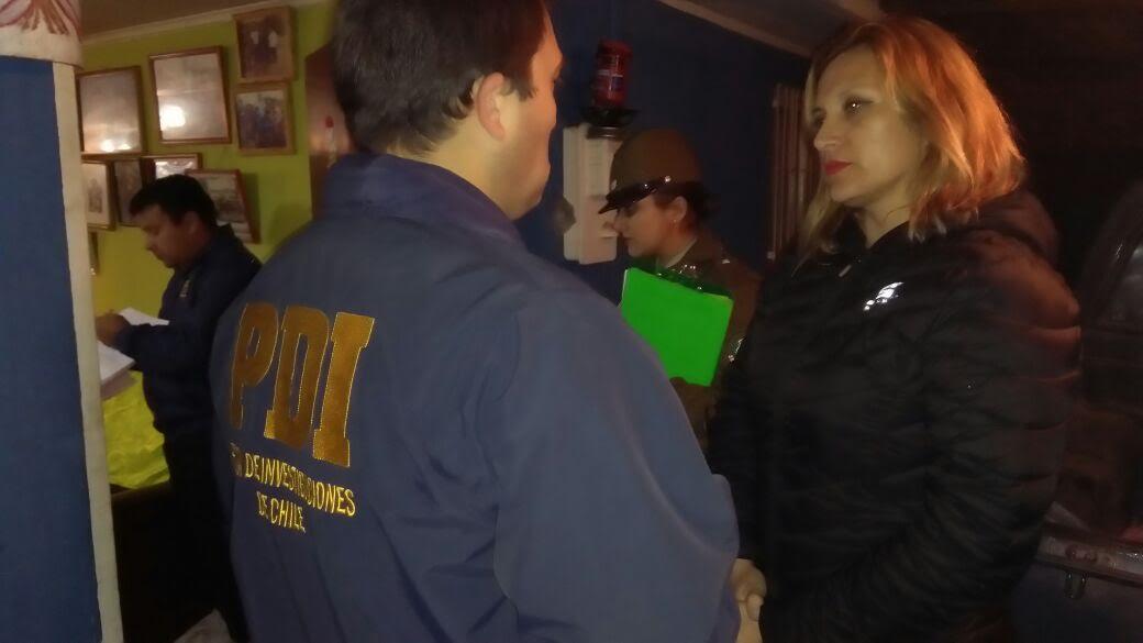 PDI investiga un nuevo femicidio en Rancagua