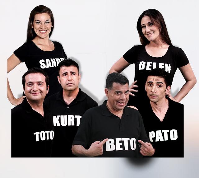 """""""Papis en Vivo"""