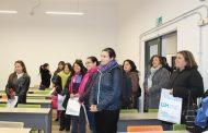 Directores de establecimientos educacionales de la región conocen en terreno avances de la UOH