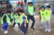 Fundación Fútbol Más y Pacific Hydro dan el puntapié inicial al trabajo en Coya