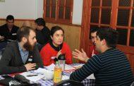 Empresarios del Barrio Gastronómico de Rancagua aprendieron a planificar y crear eventos para darle vida al centro de la ciudad