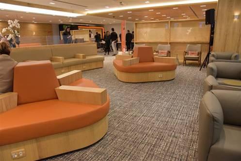 GOL Premium Lounge, una nueva sala VIP en Río de Janeiro