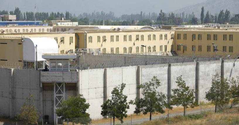 Detienen a gendarme por ingresar droga a la cárcel de Rancagua