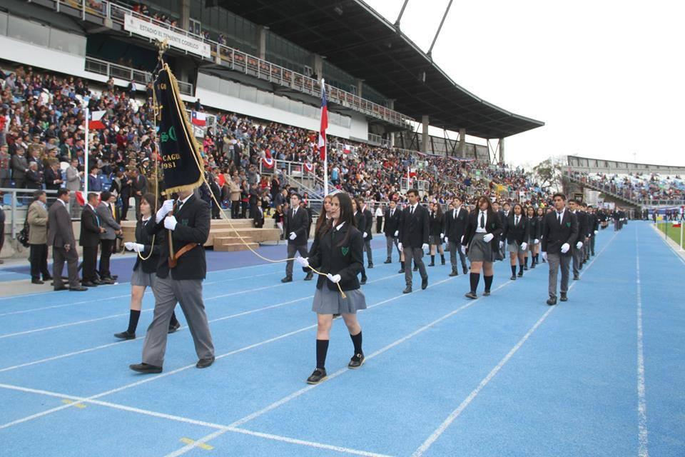 Suspenden clases por Desfile del 2 de Octubre en Rancagua