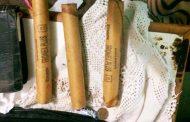 PDI encontró dinamita en operativo que desbarató a clan familiar que se dedicaba al microtráfico de drogas
