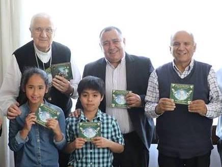 Los Grillitos de Graneros crean melodías para el Papa Francisco