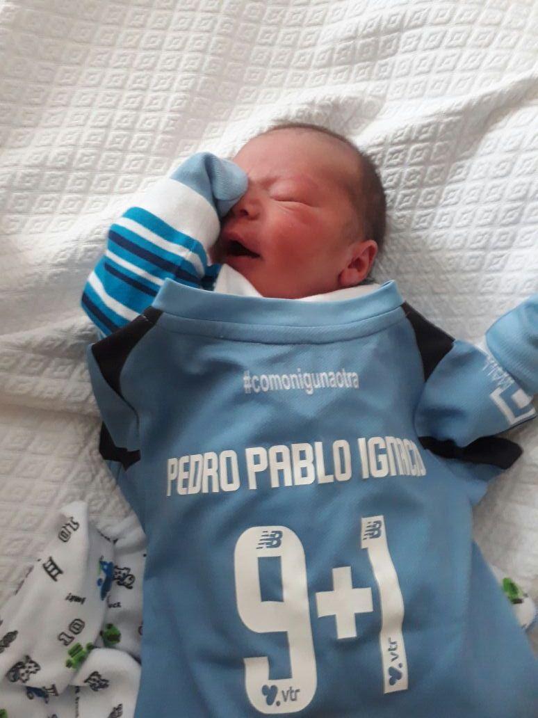 Pedro Pablo Ignacio: El primer