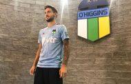 Nicolás Mazzola fue presentado oficialmente en O'Higgins
