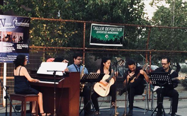 Centro de Formación Musical Las Violondrinas presenta el último de sus Conciertos de Verano 2018