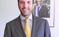 Cristóbal Leturia asume como nuevo gerente general de Sercotec