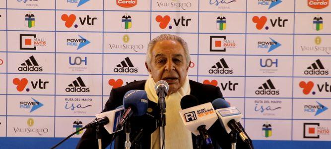 Presidente de O'Higgins anuncia acciones legales en contra de barristas que interceptaron a Gabriel Milito