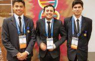 Estudiantes de Rancagua representaron a Chile en mundial de ciencia escolar en EEUU