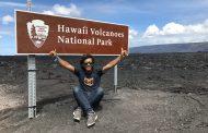 Una caminata sobre sobre Kilauea: el volcán más activo del mundo que podría hacer desaparecer Hawaii