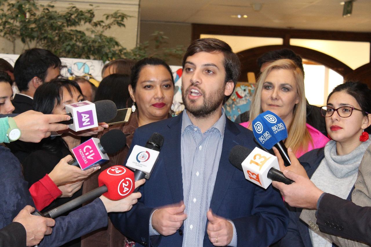 Diputado Raúl Soto (DC) rechaza propuesta de reajuste a salario mínimo propuesto por el Gobierno