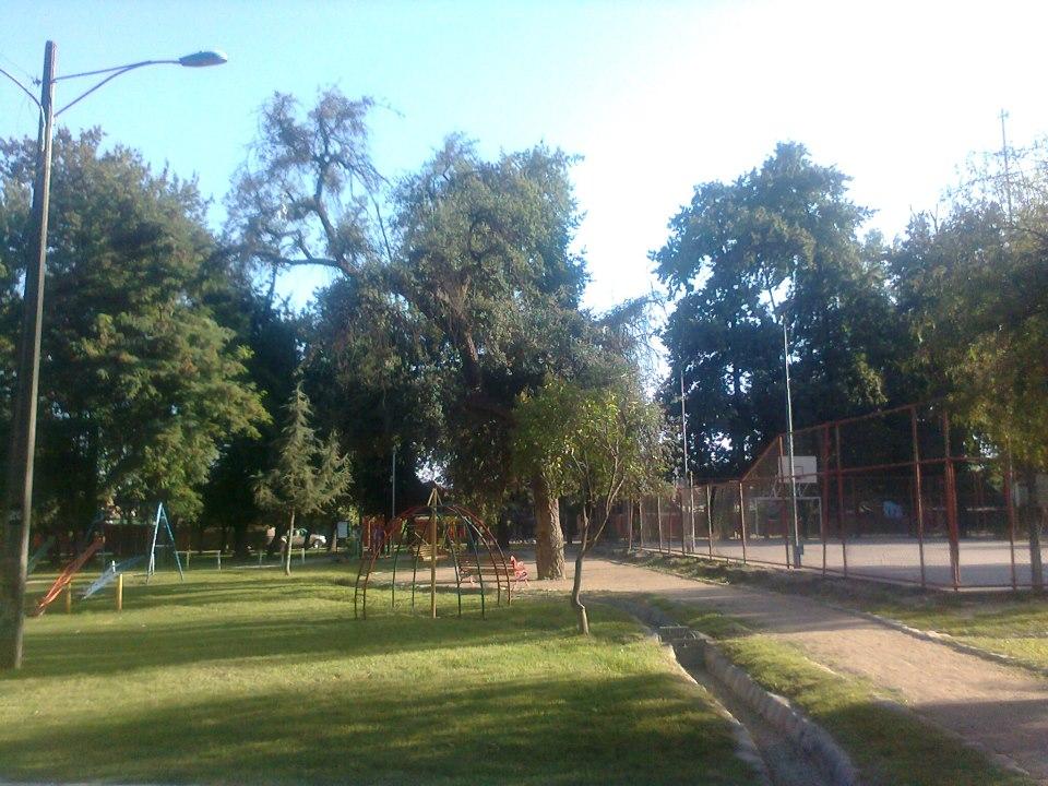 Vecinos rechazan instalación de red de cañerias de Metrogas en Parque Koke