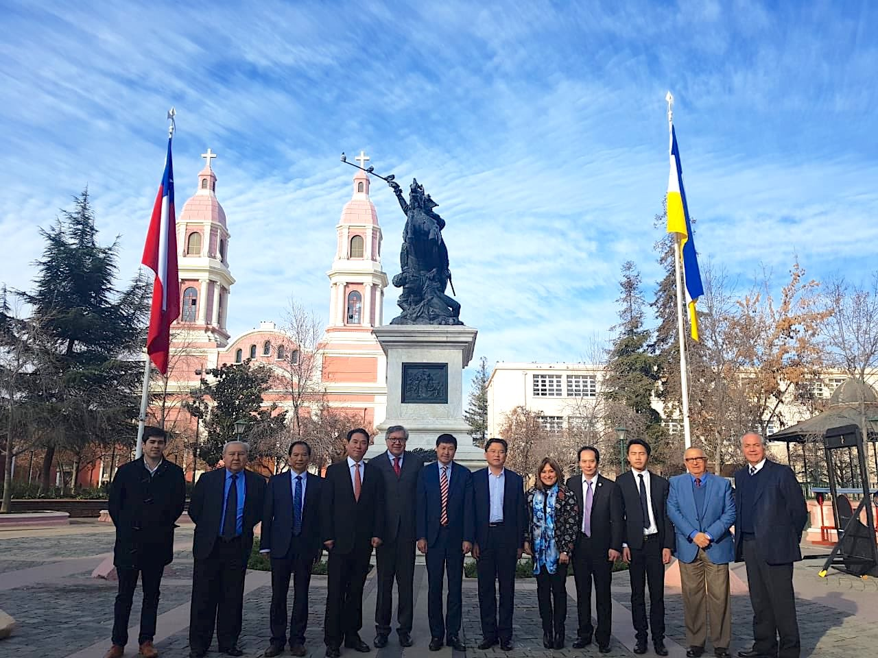 Visita Delegación Oficial de la Ciudad de Ankang de la República Popular China