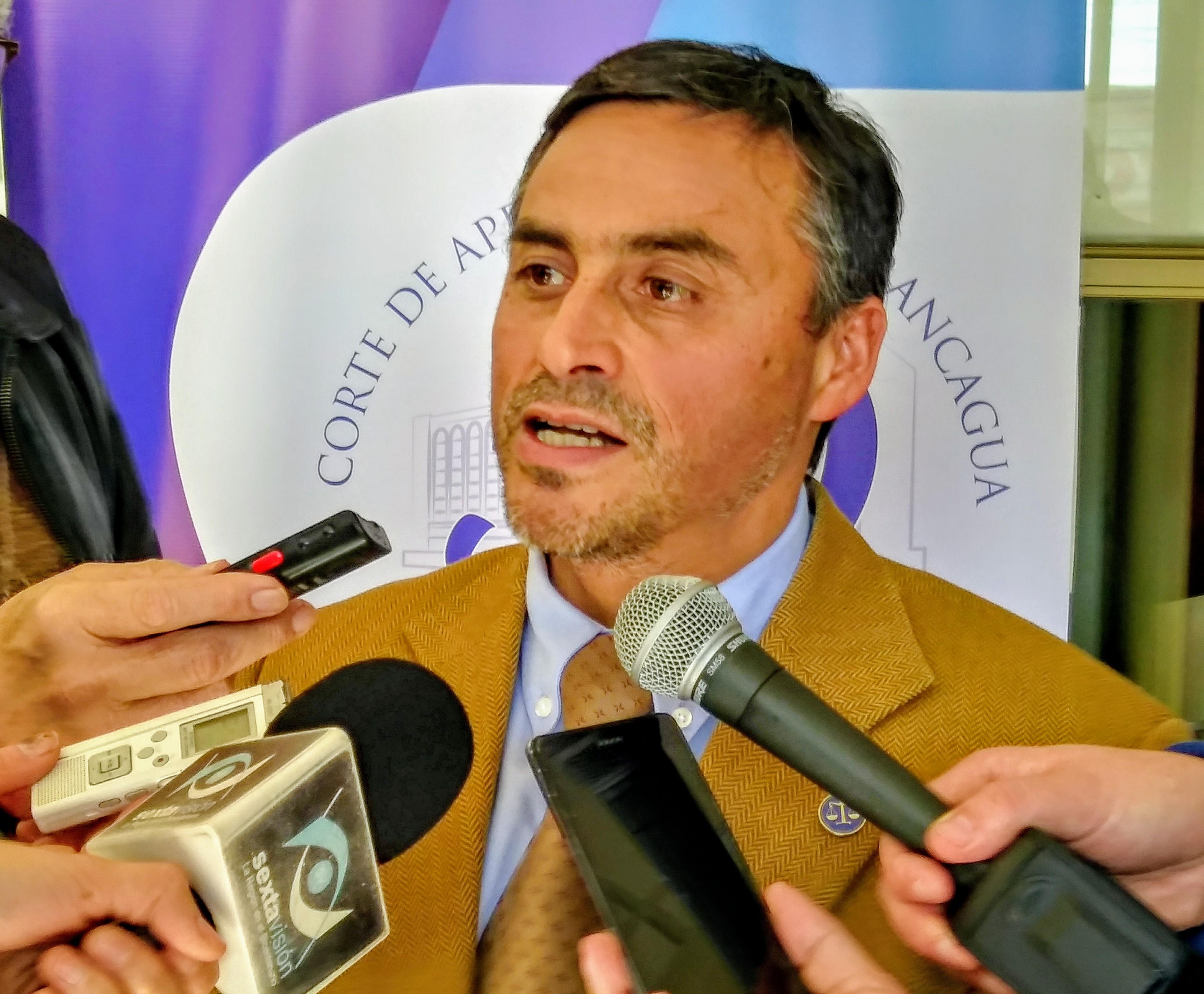 Corte de Apelaciones de Rancagua inicia actividades para conmemorar sus 50 años