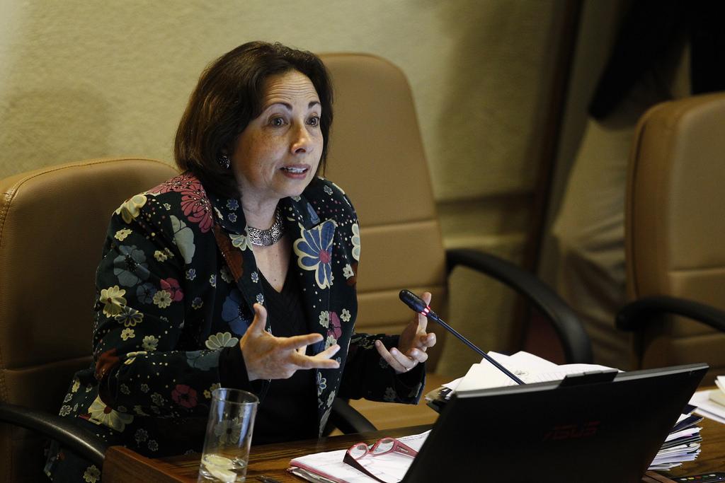 Diputada Sepúlveda (FRVS) lamentó aprobación del Salario Mínimo