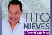 Tito Nieves regresa a Chile con sus grandes éxitos. Sábado 25 de Agosto // Gran Arena Monticello // 21.00 Horas