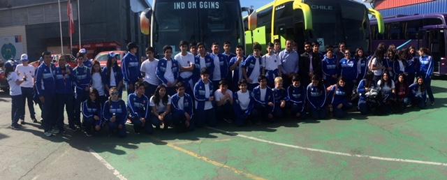 Deportistas Regionales viajan con ilusión a la final de los Juegos Deportivos Escolares