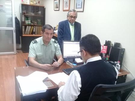 Gendarmería presentó querella en contra de dos internos por agresión a funcionarios