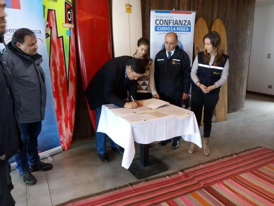 Hotel restaurante Alaia de Pichilemu es el primero de la región de Ohiggins en recibir el Sello Azul de Sernapesca