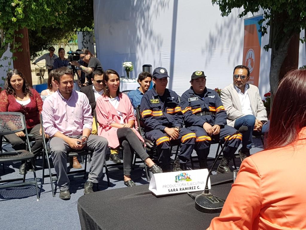 """Realizan lanzamiento de """"Feria Rancagua 2019, una gran oportunidad"""""""