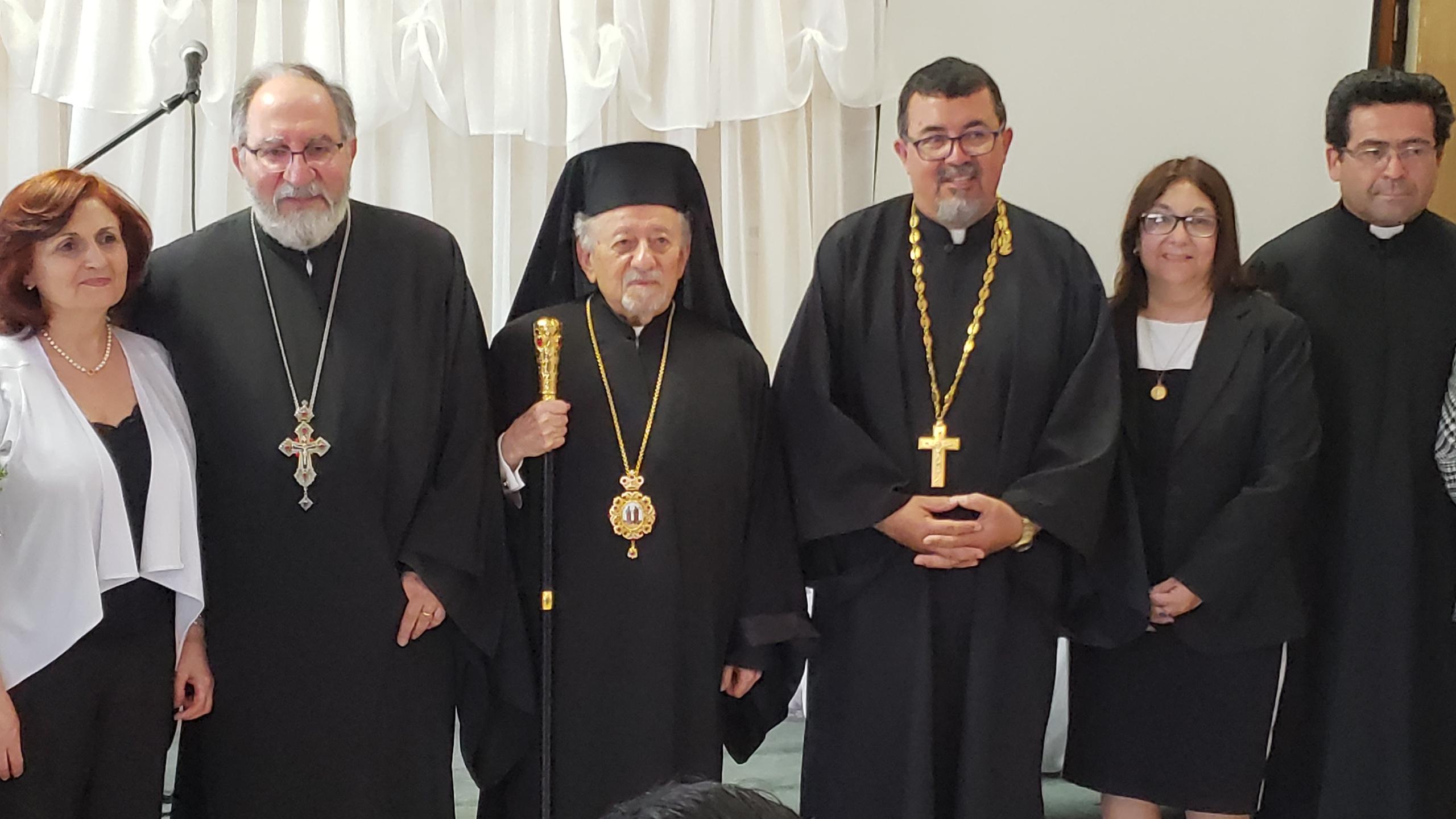 Iglesia Ortodoxa de Rancagua cumple 46 años de servicio a la comunidad