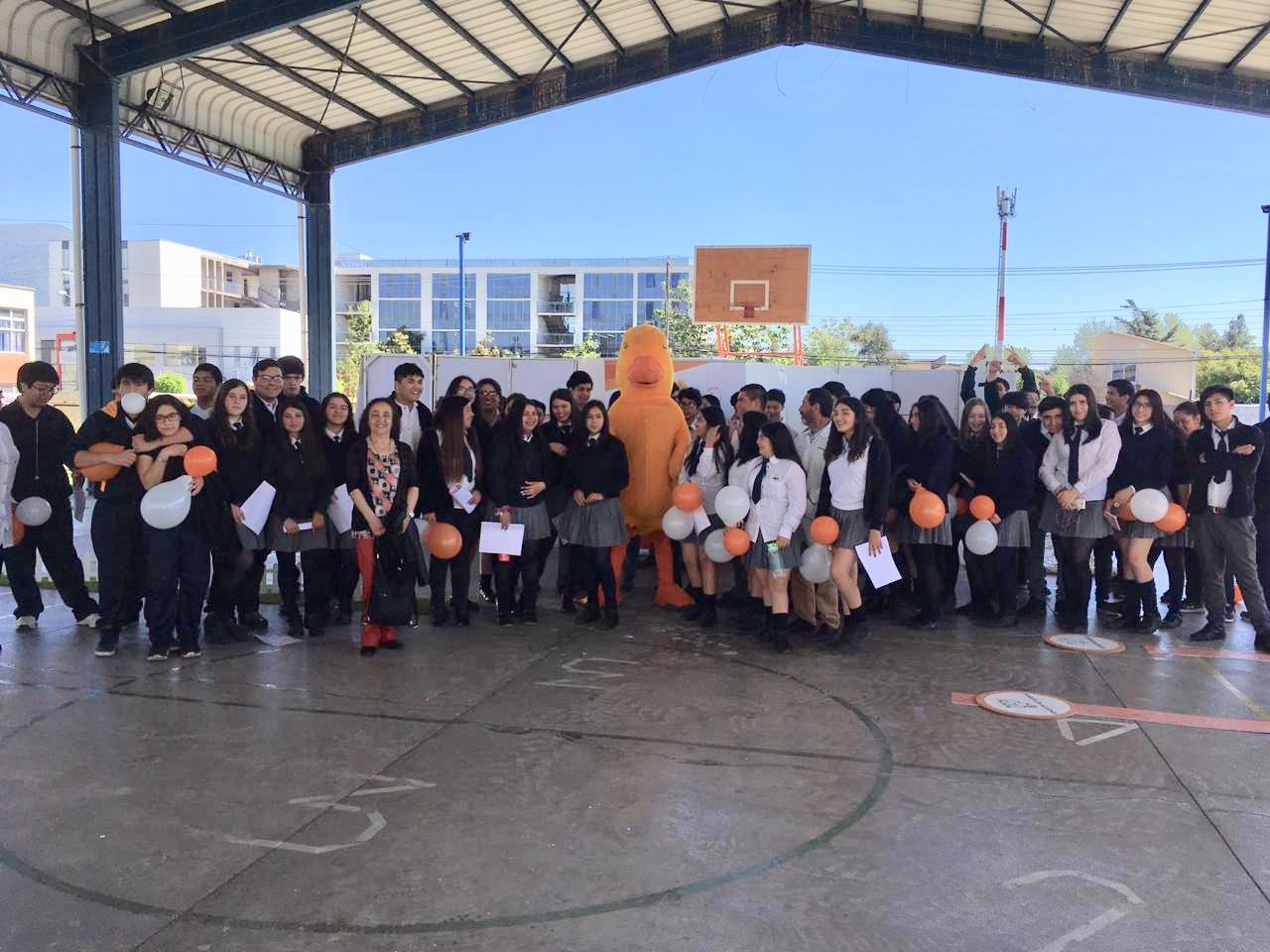 BancoEstado realizó exitosa feria de educación financiera en la ciudad de San Fernando