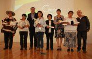 Mujeres del mundo rural fueron premiadas por su aporte