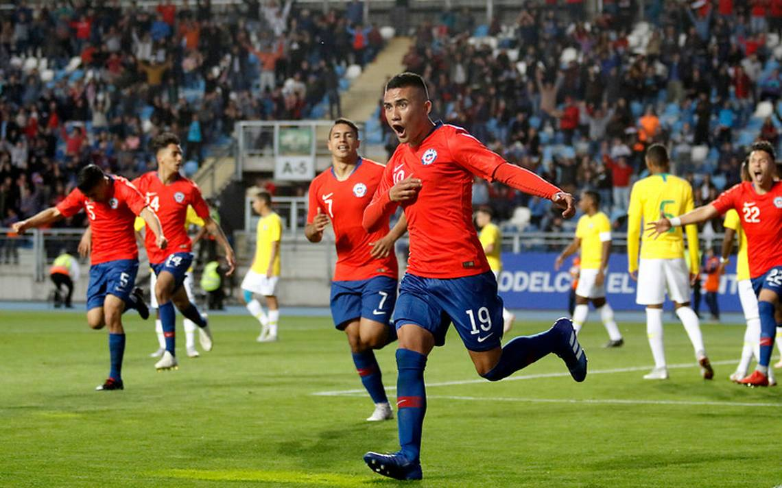 En Rancagua será el sorteo del Sudamericano de Fútbol Sub 20