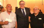 Clubes deportivos recibieron subvención municipal
