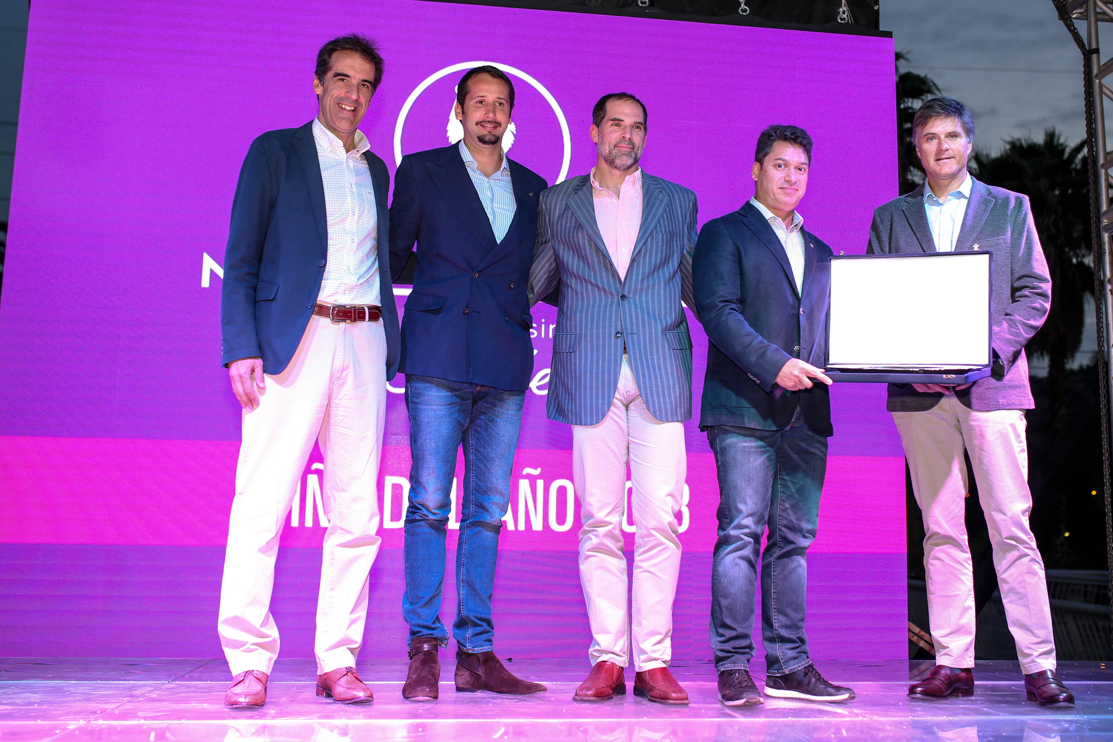 """Miguel Torres Chile elegida """"Viña del año 2018"""""""