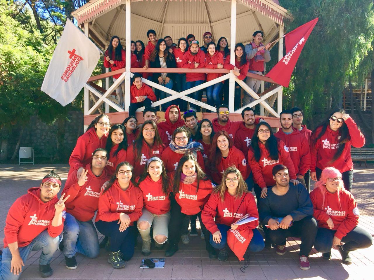 Cerca de mil jóvenes de Duoc UC participarán en Misiones Solidarias que incluyen a la región de O'Higgins