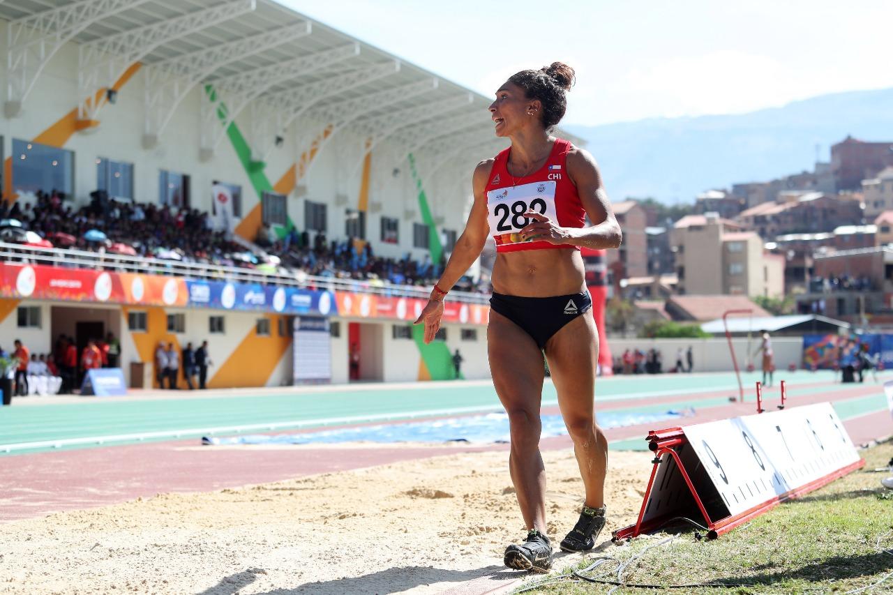 Atleta San Fernandina iguala en España marca vigente desde 1976