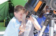 O'Higgins también celebra el Día de la Astronomía
