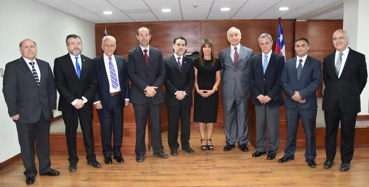 Juran abogados integrantes de la Corte de Apelaciones de Rancagua