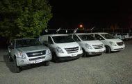 PDI recuperó 4 vehículos robados en diversos